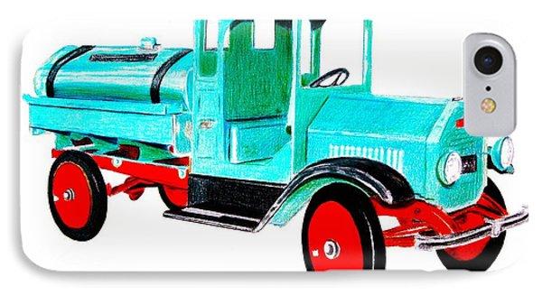 Sturdi Sprinkler Truck IPhone Case