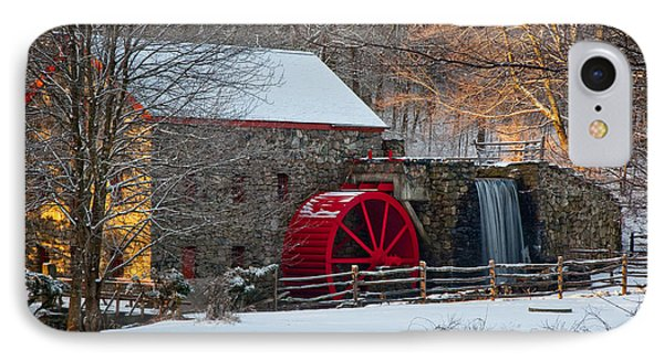 Sudbury Gristmill IPhone Case