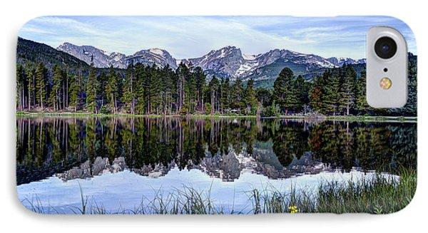 Summer At Sprague Lake  IPhone Case