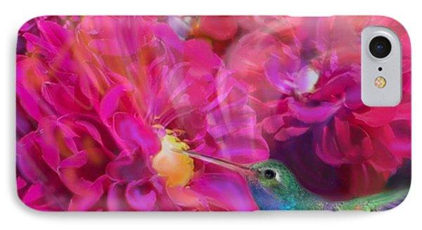 Summer In Full Bloom  IPhone Case