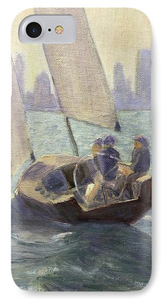 Summer Sail IPhone Case