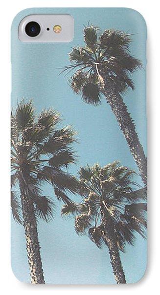 Summer Sky- By Linda Woods IPhone Case