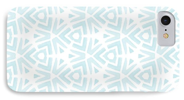 Summer Splash- Pattern Art By Linda Woods IPhone Case