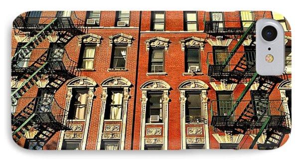 Sun And Shadow - The Rhythm Of New York IPhone Case