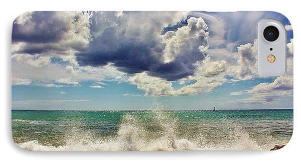 Sun, Sea And Sky IPhone Case