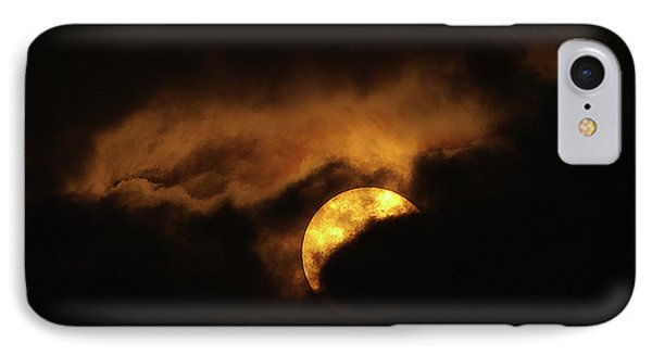 Sunclouds IPhone Case