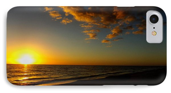 Sunday Sunset Redington Beach IPhone Case