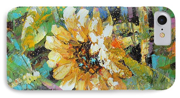 Sunflower I IPhone Case