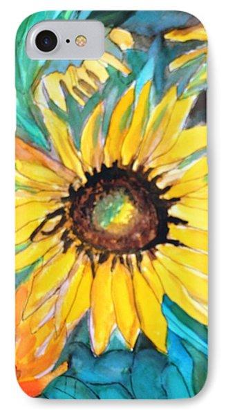Sunflowers 7 IPhone Case