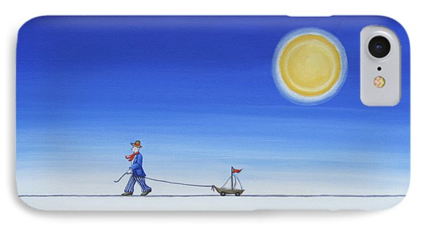 Sunny Afternoon IPhone Case