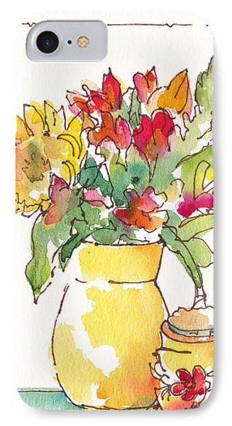 Sunny Bouquet No 2 IPhone Case