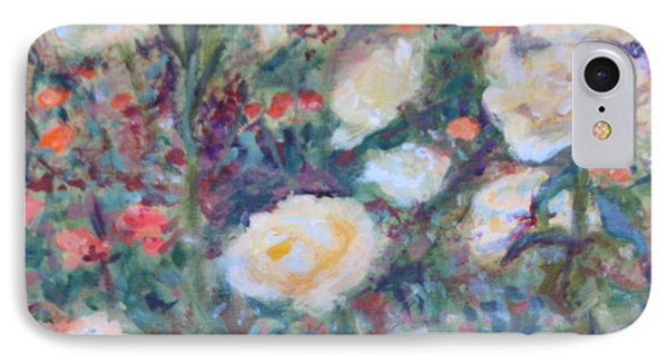Sunny Day At The Rose Garden IPhone Case