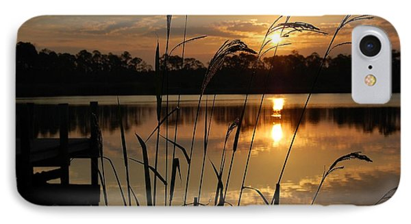 Sunrise At Grayton Beach IPhone Case