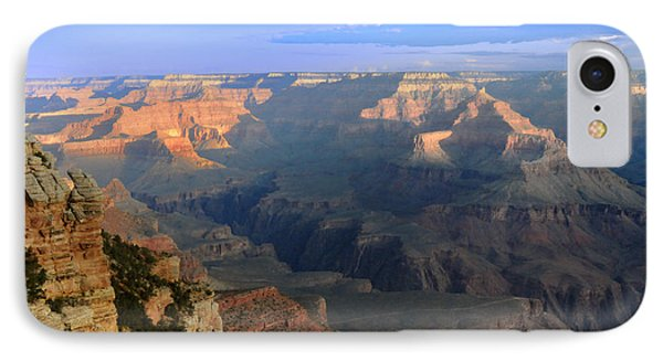 Sunrise At Mather Point  --  Grand Canyon  IPhone Case