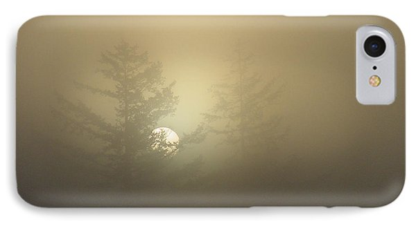 Sunrise Fogged - 1 IPhone Case