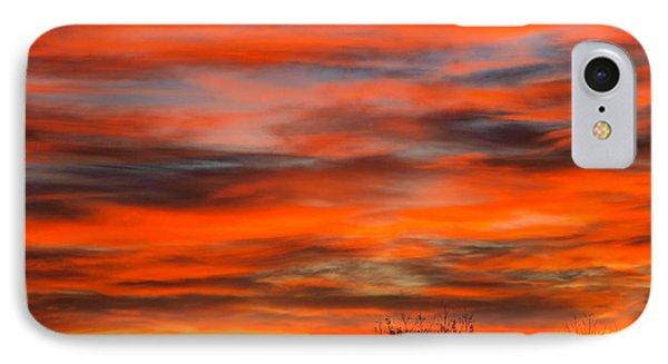 Sunrise In Ithaca IPhone Case