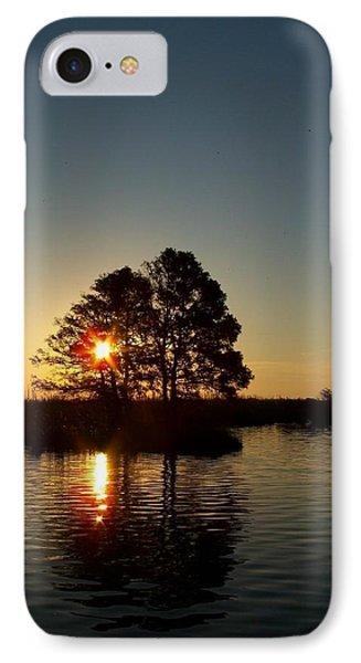Sunrise In Moyock Nc IPhone Case