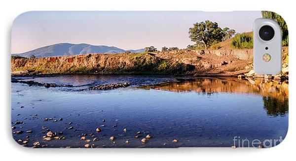 Sunrise On Nariel Creek IPhone Case