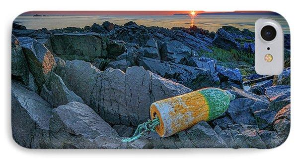 Sunrise On Passamaquoddy Bay IPhone Case