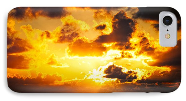 Sunrise On The Atlantic #17 IPhone Case