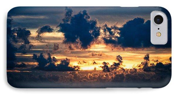 Sunrise On The Atlantic #28 IPhone Case