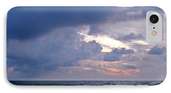 Sunrise On The Atlantic IPhone Case