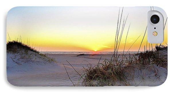 Sunrise Over Pea Island IPhone Case