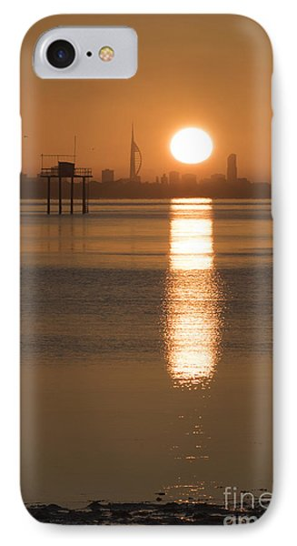 Sunrise Over Portsmouth IPhone Case