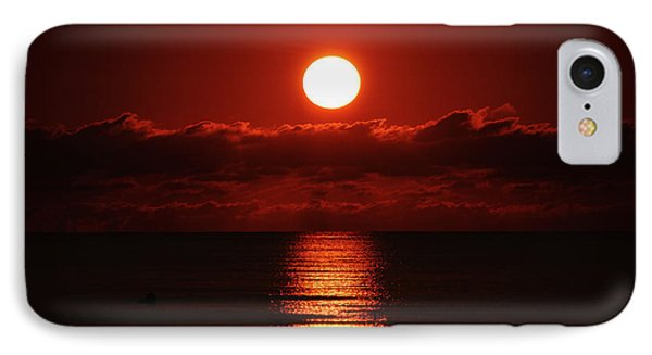 Sunrise Spotlight Delray Beach Florida IPhone Case