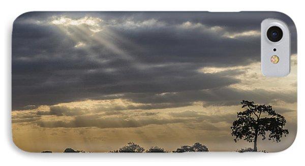 Sunset Africa 2 IPhone Case