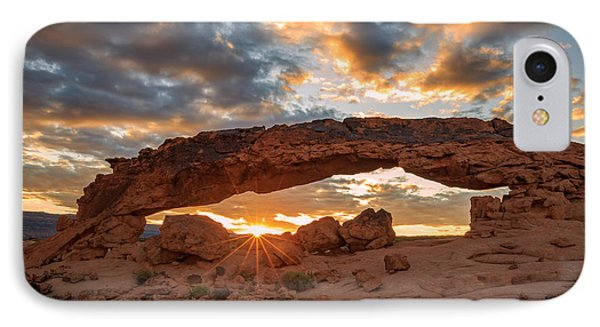 Sunset Arch IPhone Case