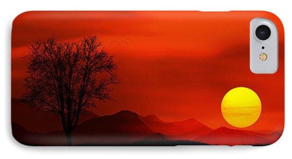 Sunset IPhone Case