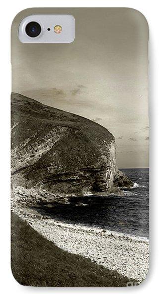 Sunset Cliff IPhone Case