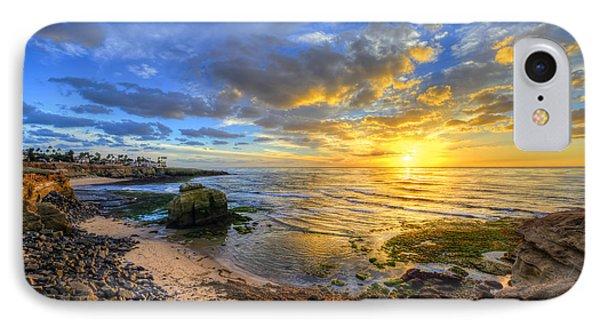 Sunset Cliffs IPhone Case