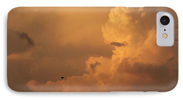 Sunset Clouds 01 IPhone Case
