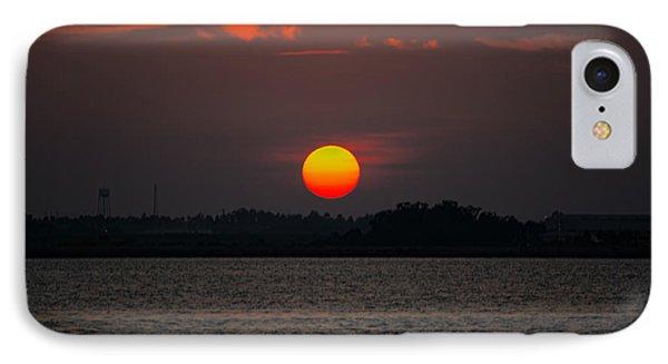 Sunset In Biloxi IPhone Case