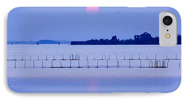 Sunset In Laguna IPhone Case