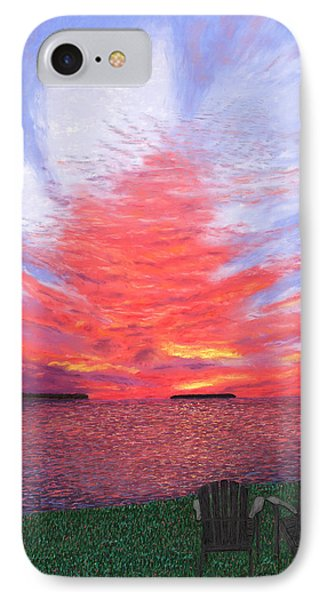Sunset Lovers IPhone Case