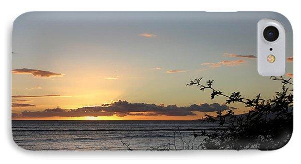 Sunset Off Lipoa IPhone Case