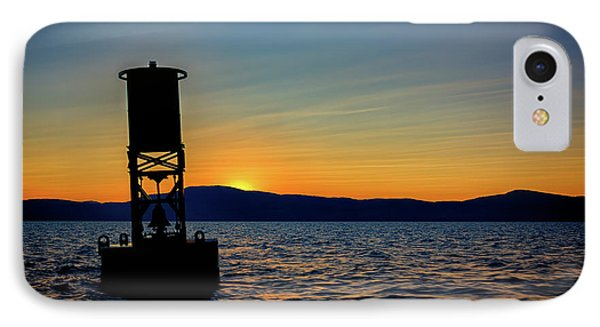 Sunset On Penobscot Bay IPhone Case