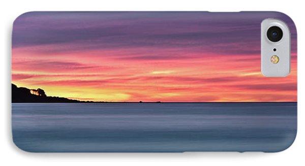 Sunset Penisular, Bunker Bay IPhone Case