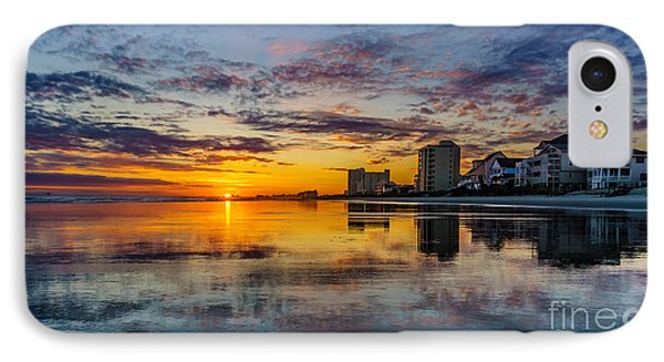 Sunset Reflection IPhone Case