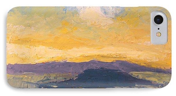 Sunset San Francisco Bay IPhone Case