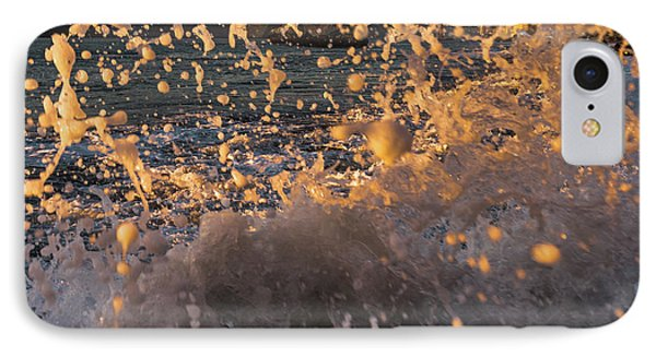 Sunset Splash IPhone Case