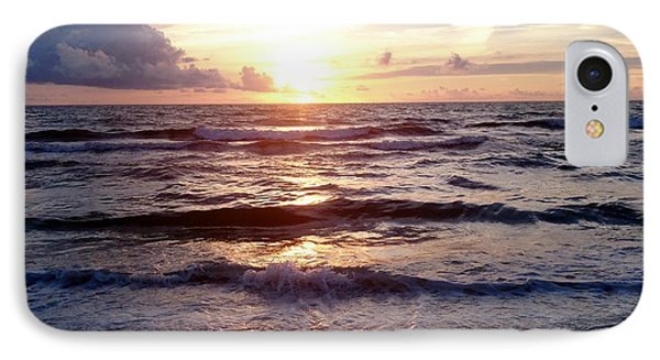 Sunset Waves 1 IPhone Case