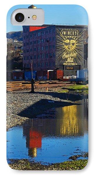 Sunshine Mill Reflection IPhone Case