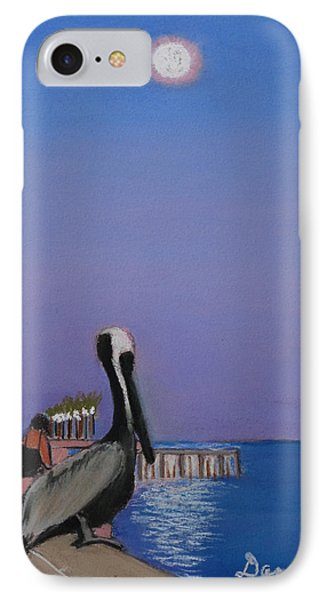 Super Moon Over St. Pete IPhone Case