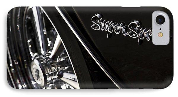 Super Sport IPhone Case