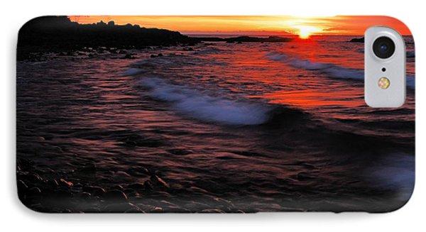 Superior Sunrise 2 IPhone Case