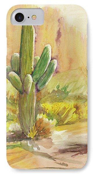 Superstition Saguaro IPhone Case